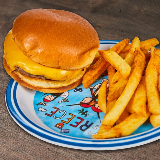 Kids Cheeseburger